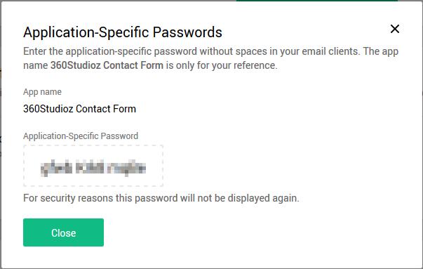 Zoho Application Code